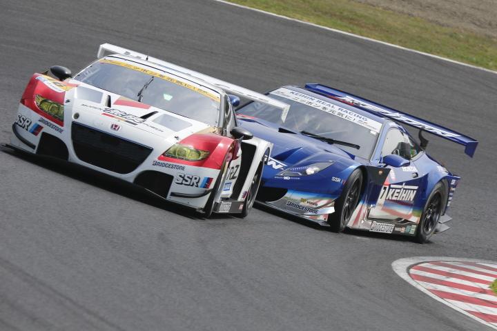 第42回 インターナショナル ポッカサッポロ1000km 【SUPER GT 公式練習】_f0253927_21353996.jpg