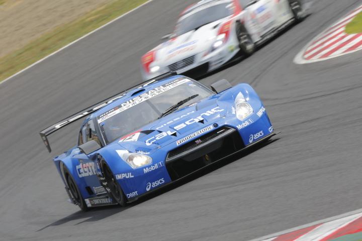 第42回 インターナショナル ポッカサッポロ1000km 【SUPER GT 公式練習】_f0253927_21363364.jpg