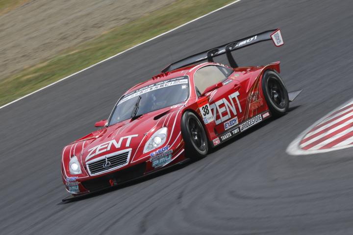 第42回 インターナショナル ポッカサッポロ1000km 【SUPER GT 公式練習】_f0253927_21365872.jpg