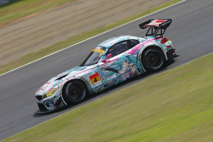 第42回 インターナショナル ポッカサッポロ1000km 【SUPER GT 公式練習】_f0253927_2136794.jpg