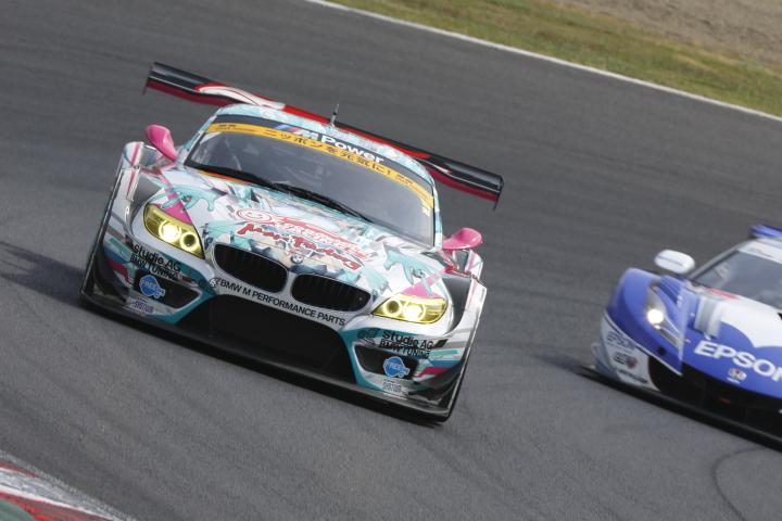 第42回 インターナショナル ポッカサッポロ1000km 【SUPER GT 公式練習】_f0253927_21372134.jpg