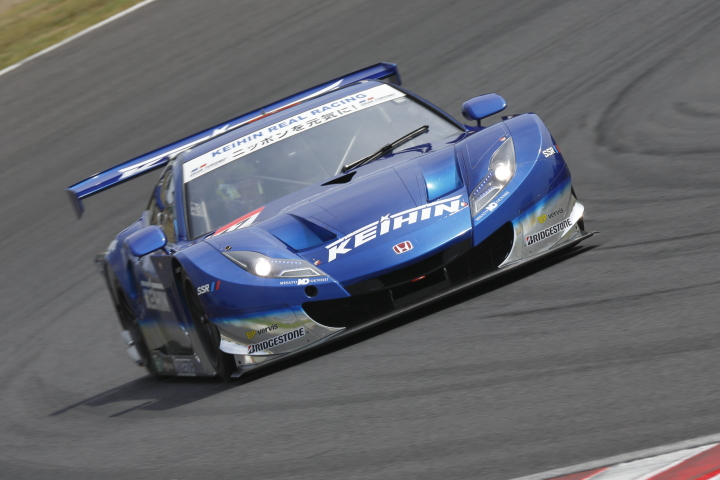 第42回 インターナショナル ポッカサッポロ1000km 【SUPER GT 公式練習】_f0253927_21374412.jpg