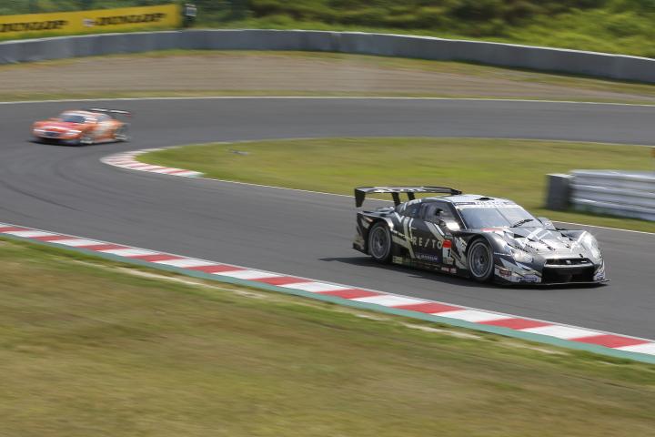 第42回 インターナショナル ポッカサッポロ1000km 【SUPER GT 公式練習】_f0253927_2138684.jpg