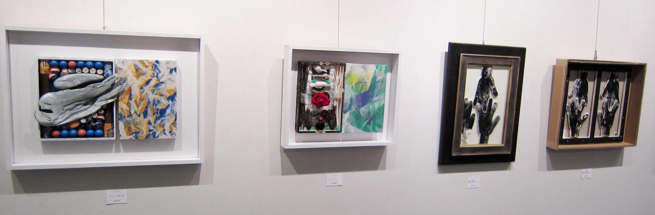 2156)「日本美術家連盟北海道地区 アーティストによる拡げる表現展」スカイ. 終了8月13日(火)~8月18日(日)_f0126829_115612.jpg
