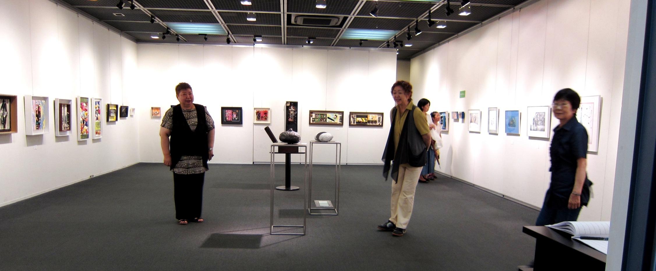 2156)「日本美術家連盟北海道地区 アーティストによる拡げる表現展」スカイ. 終了8月13日(火)~8月18日(日)_f0126829_1424764.jpg