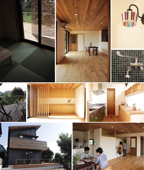 「緑豊かな高台に建つ二世帯住宅」の完成見学会を行いました_f0170331_2221589.jpg
