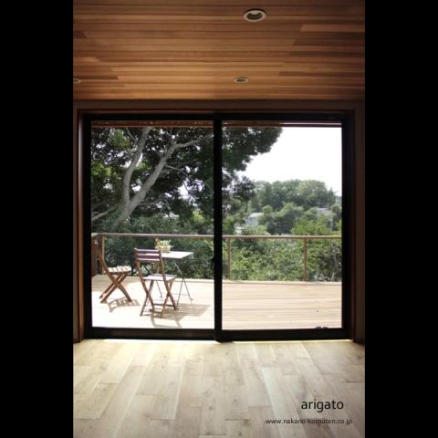 「緑豊かな高台に建つ二世帯住宅」の完成見学会を行いました_f0170331_2224120.jpg