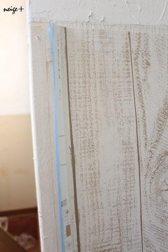 廊下のDIY全セルフリフォーム終了&壁紙貼り方のポイント_f0023333_23412577.jpg