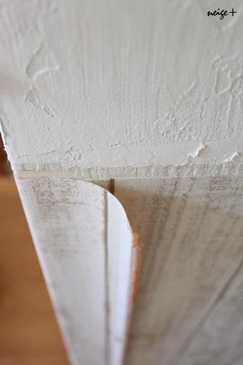 廊下のDIY全セルフリフォーム終了&壁紙貼り方のポイント_f0023333_2342513.jpg