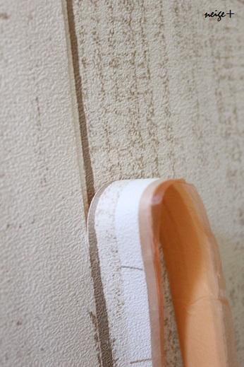 廊下のDIY全セルフリフォーム終了&壁紙貼り方のポイント_f0023333_23453542.jpg