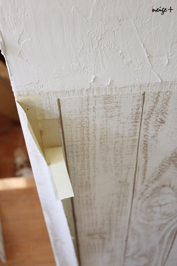 廊下のDIY全セルフリフォーム終了&壁紙貼り方のポイント_f0023333_23455736.jpg