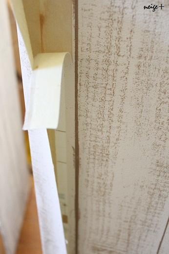 廊下のDIY全セルフリフォーム終了&壁紙貼り方のポイント_f0023333_2348626.jpg