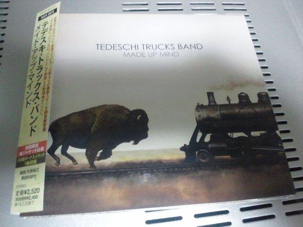 テデスキ・トラックス・バンドを聴きながら、深呼吸を。_e0077638_8505794.jpg