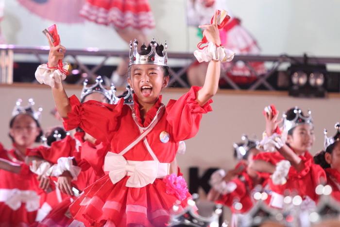 第60回よさこい祭り 後夜祭 サニーグループよさこい踊り子隊SUNNYS その3_a0077663_1883152.jpg