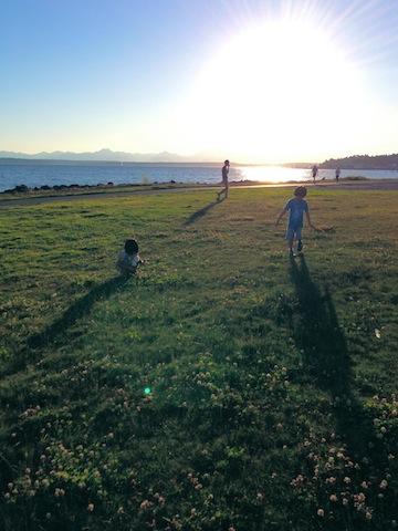 シアトルの旅:公園_e0287190_17375425.jpg