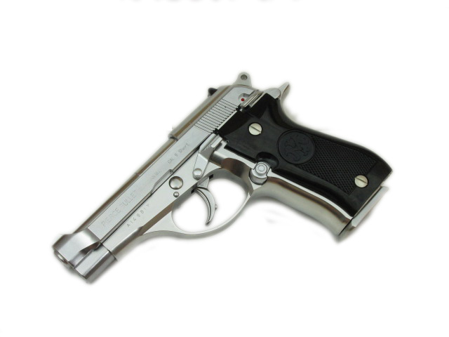 マルシン M84 シルバー ABS モデルガン_f0131995_17321729.jpg