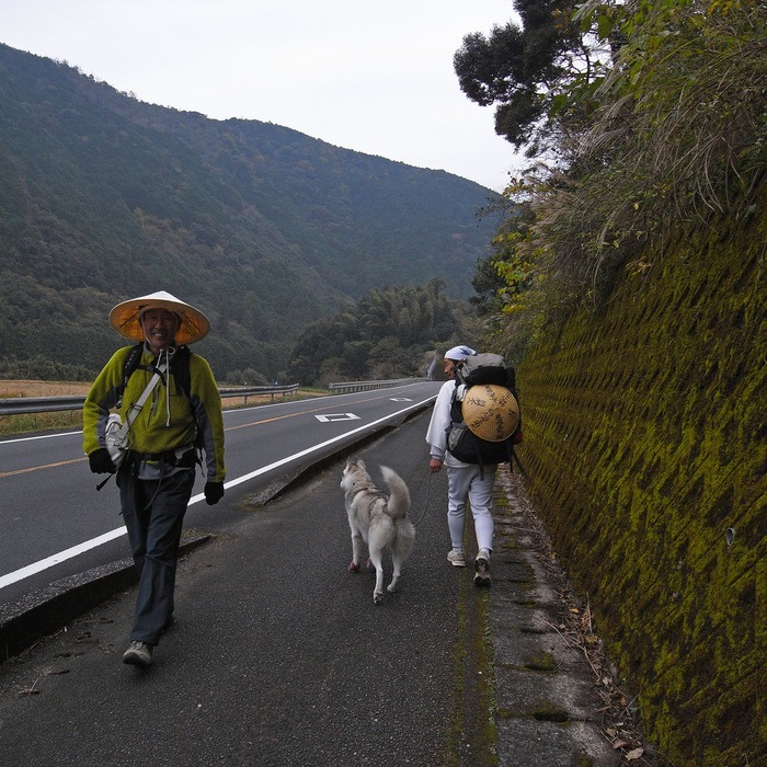 Memory of the second pilgrimage with husky HANA_c0049299_9481679.jpg