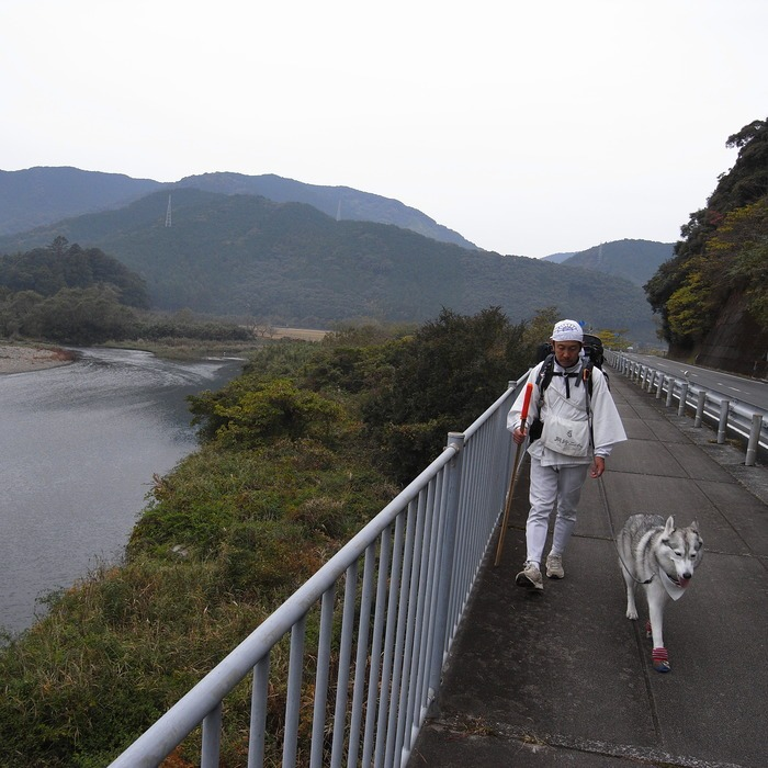 Memory of the second pilgrimage with husky HANA_c0049299_9484474.jpg