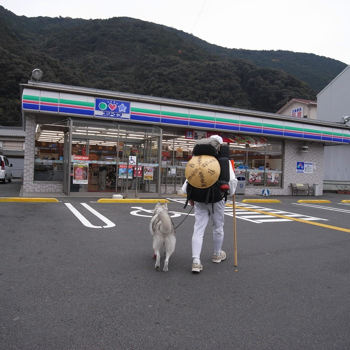 Memory of the second pilgrimage with husky HANA_c0049299_9485566.jpg