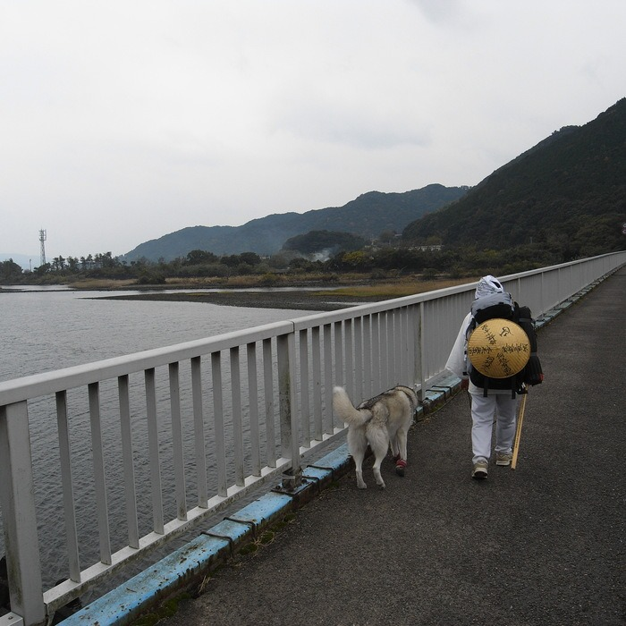 Memory of the second pilgrimage with husky HANA_c0049299_9492289.jpg