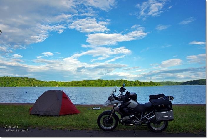 キャンプ場の移動! 網走から浜頓別へ。。。_f0179404_20211687.jpg