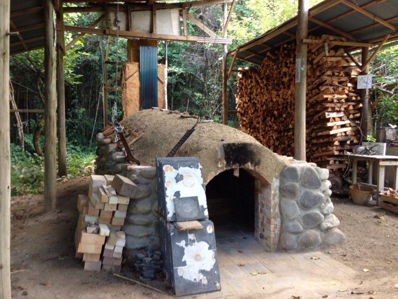畠田光枝さんの窯場へ_c0244411_2318791.jpg