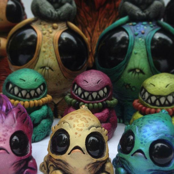 Monsters & Misfits III、今年も争奪戦必至のChris Ryniakモンスター_a0077842_4533153.jpg