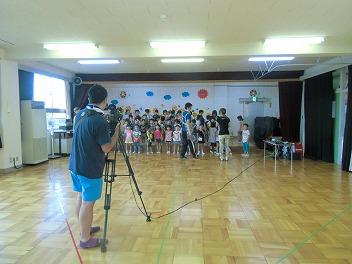 保育園でコマまわし☆第4弾_a0272042_19593679.jpg