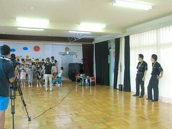 保育園でコマまわし☆第4弾_a0272042_19595310.jpg