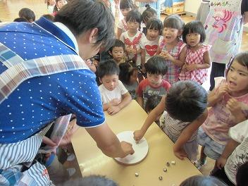 保育園でコマまわし☆第4弾_a0272042_20111351.jpg