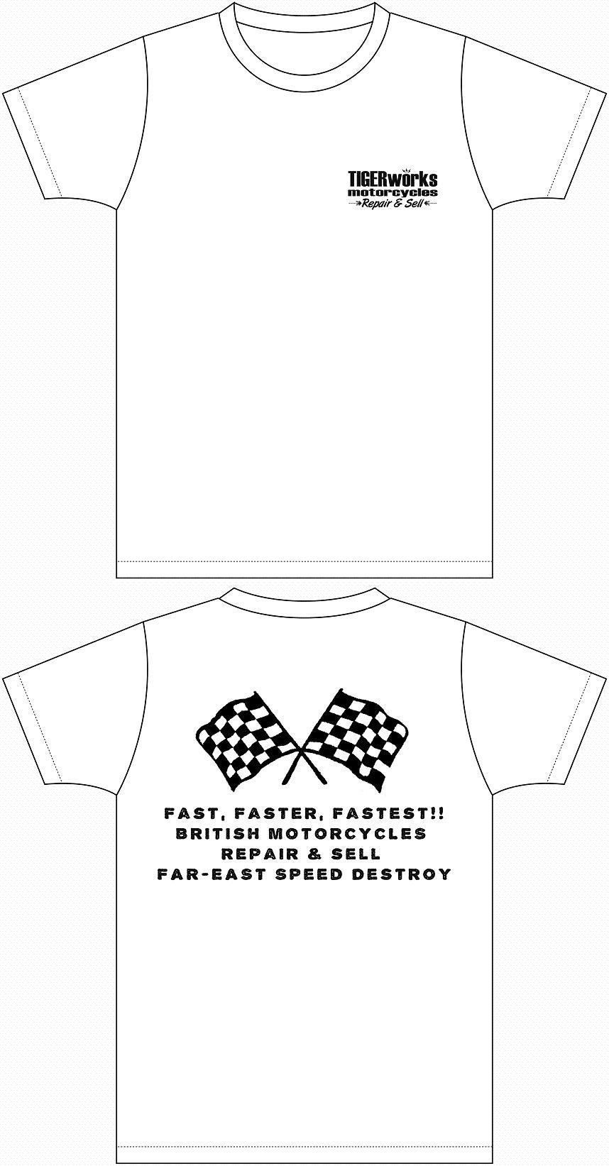 タイガーワークスTシャツ_b0153544_0302638.jpg