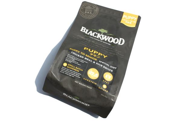 BLACK WOOD PUPPY ブラックウッド パピー_d0217958_1814618.jpg
