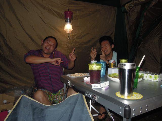 楽しかった7月キャンプ♡ vol.5_a0239065_14193142.jpg