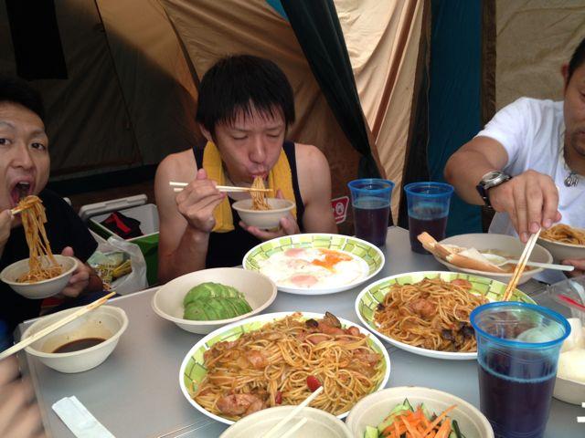 楽しかった7月キャンプ♡ vol.5_a0239065_1423435.jpg
