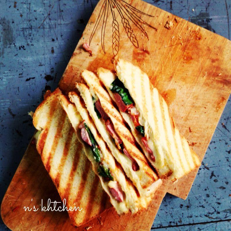 夏野菜とチキンのオーブン焼きなど。_a0105872_1592976.jpg