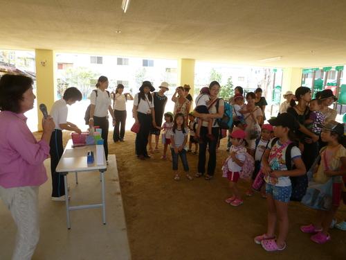 鳳幼稚園 第一回サマーキャンプ_b0277979_21404360.jpg