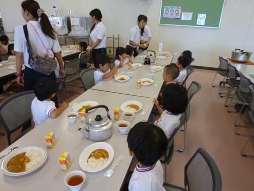 鳳幼稚園 第一回サマーキャンプ_b0277979_21412711.jpg