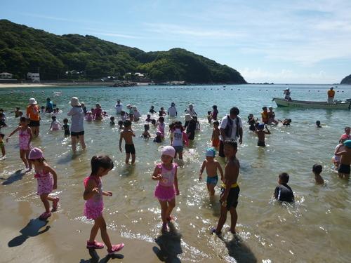 鳳幼稚園 第一回サマーキャンプ_b0277979_21421924.jpg