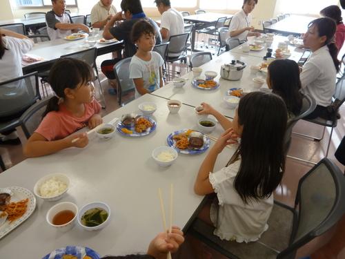 鳳幼稚園 第一回サマーキャンプ_b0277979_21435989.jpg