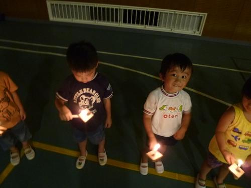 鳳幼稚園 第一回サマーキャンプ_b0277979_2145864.jpg