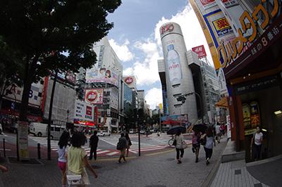 8月20日(火)の渋谷109前交差点_b0056983_148308.jpg