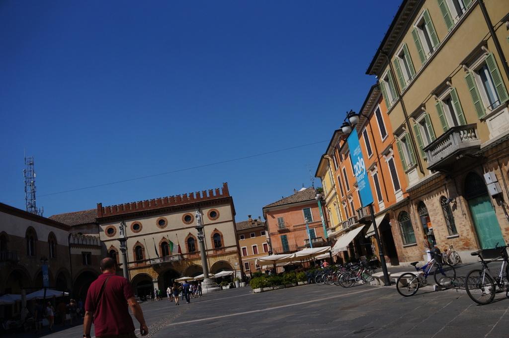 素晴らしい街、ラヴェンナ。_c0180686_1851397.jpg