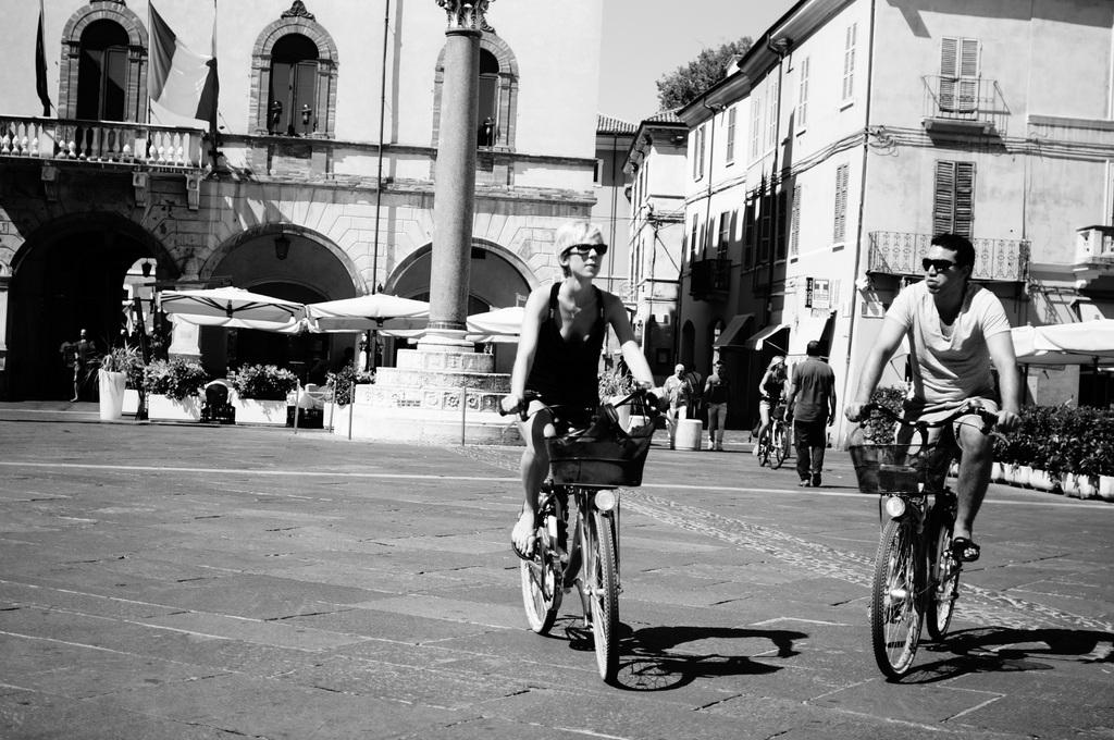素晴らしい街、ラヴェンナ。_c0180686_1864692.jpg