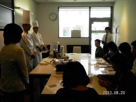 第32回お料理教室_e0190287_15592024.jpg