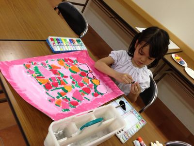 城陽教室〜水彩画 〜_f0215199_23212846.jpg