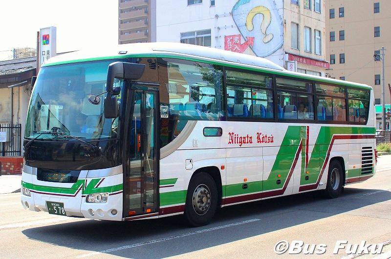 新潟 交通 : バスふく|福島 ...