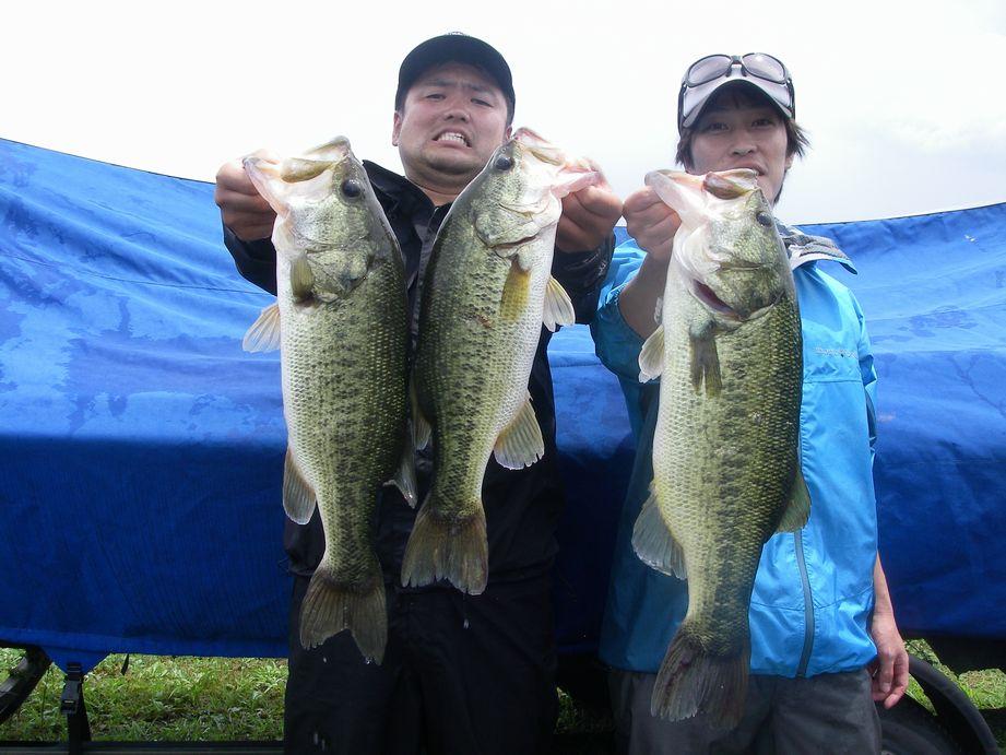 """第8回〝琵琶湖でバスフィッシングを楽しもう会""""_a0153216_14101388.jpg"""