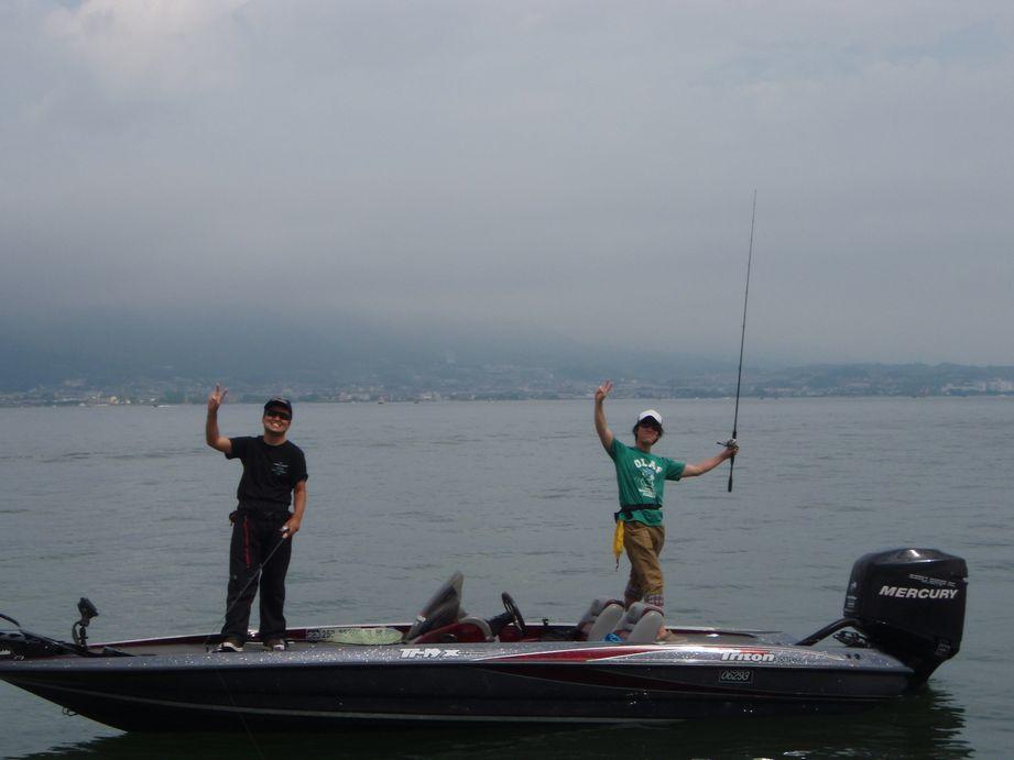"""第8回〝琵琶湖でバスフィッシングを楽しもう会""""_a0153216_149328.jpg"""