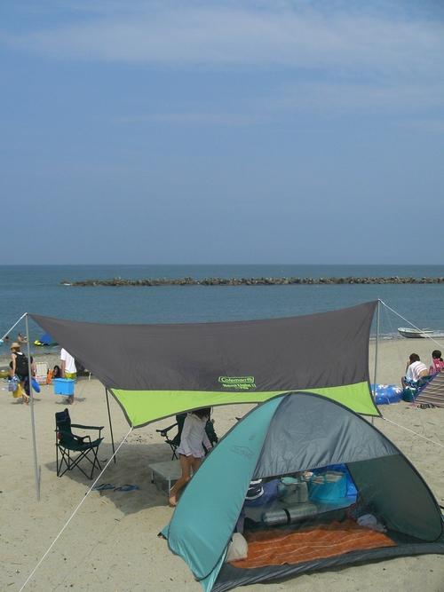 新潟・瀬波温泉海水浴場・・・日帰りです。。。_a0288621_0261372.jpg