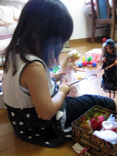 ジェニー リカちゃんシリーズ Ⅳ その他いろいろ編_f0129726_23102782.jpg